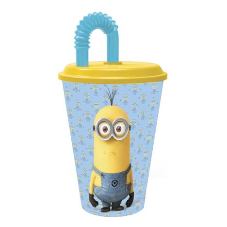 Minions 430ml Sports Tumbler With Straw   £2.69
