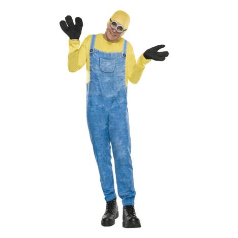 Mens Minions Bob One Size Fancy Dress Costume   £34.99