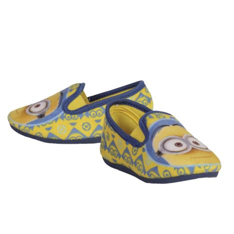 Minions Kids Slippers  £9.99