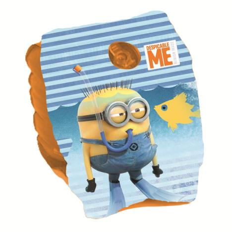 Minions Inflatable Arm Bands   £2.99