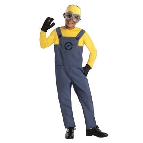 Kids Minion Dave Fancy Dress Costume  £15.99
