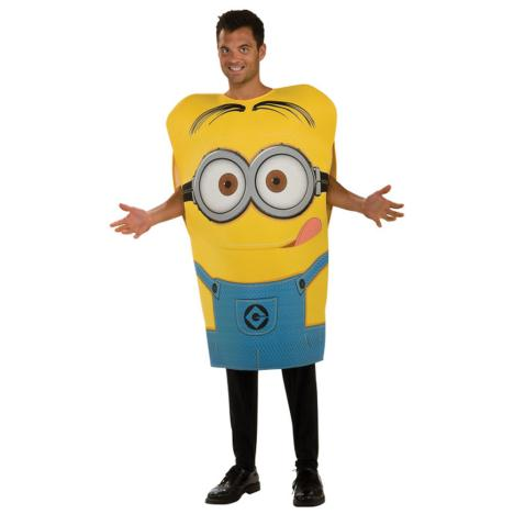 Mens Minions Dave One Size Fancy Dress Costume  £34.99