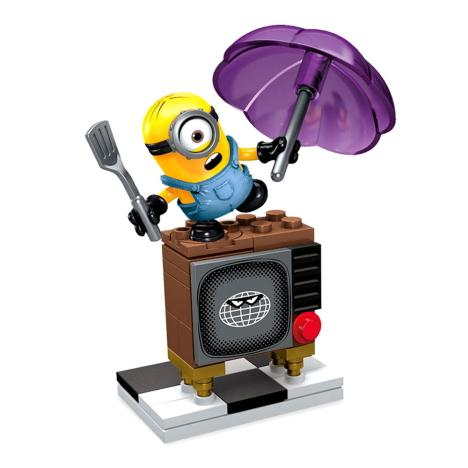 Mega Bloks Silly TV Minions Play Set  £7.99