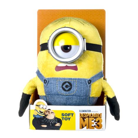 Minion Stuart Medium Plush Soft Toy  £15.99