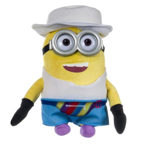 Minion Jerry Freedonion Small Plush Soft Toy  £9.99