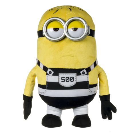 Minion Tom In Jail Large Plush Soft Toy  £19.99