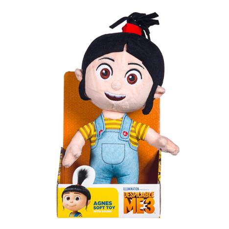 Despicable Me Agnes Plush Soft Toy with Sound  £24.99