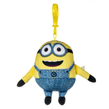 Minions Jerry Plush Bag Clip   £5.99