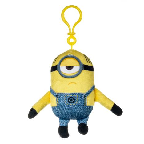 Minion Mel Plush Bag Clip   £5.99