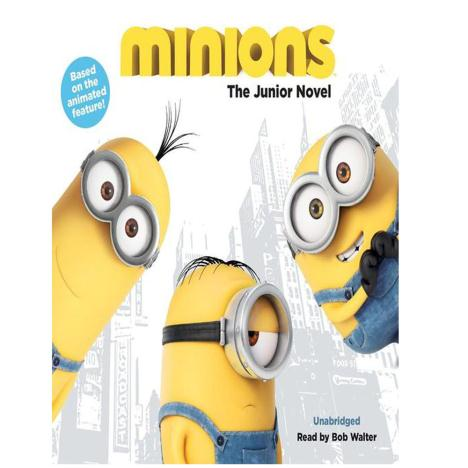Minions The Junior Novel  £5.99