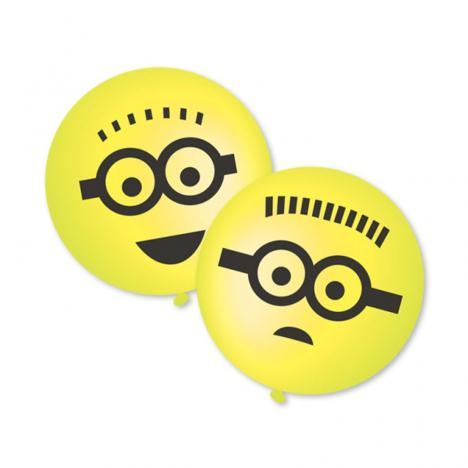 Minions Punch Balls Latex Balloons (Pack of 2)  £2.49