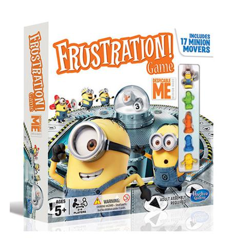Frustration Minions Board Game  £14.99