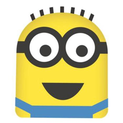 Two Eyed Minions Cushion  £10.99