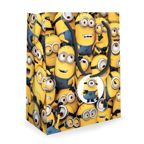 Small Many Minions Gift Bag  £2.10
