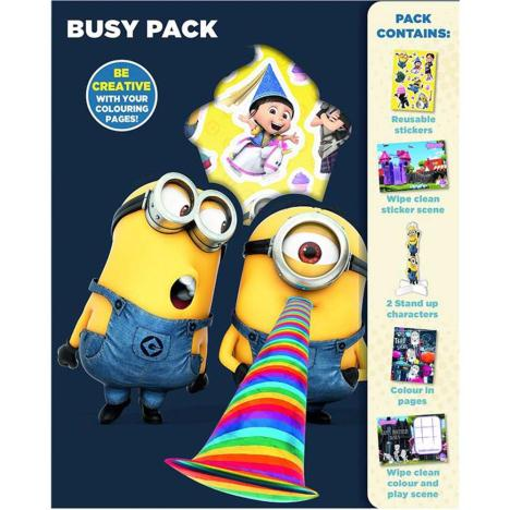 Despicable Me Minions Busy Pack  £2.79