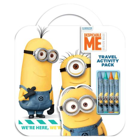 Minions Travel Activity Pack  £6.99