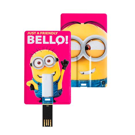 Friendly Minions 8GB USB Flash Pen Drive Card   £9.99