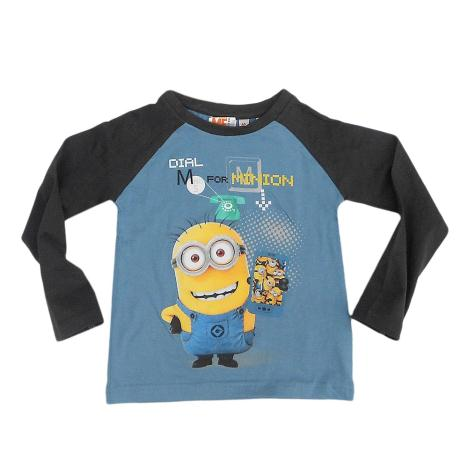 Dial M For Minion Long Sleeved T-Shirt  £6.99