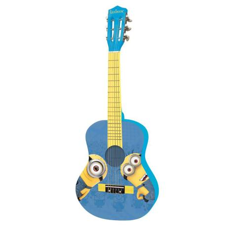 Minions Acoustic Guitar With Strap   £49.99