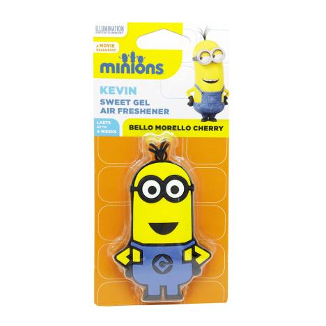 Bello Morello Cherry Minions Kevin Sweet Gel Air Freshener  £3.79