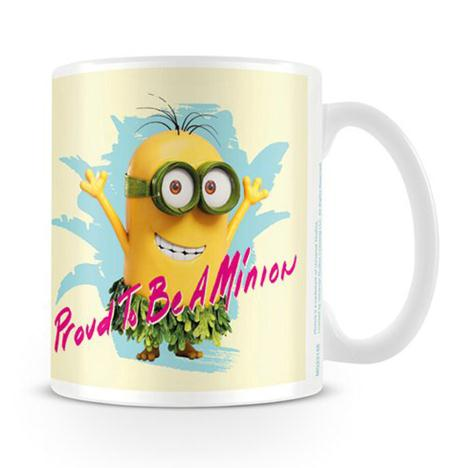 Proud to Be A Minion Minions Mug  £6.99