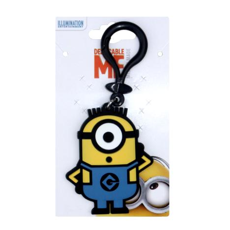 Minions Rubber Luggage Tag   £2.99