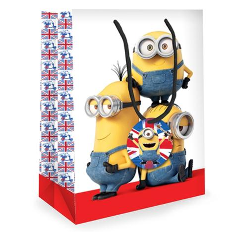 Medium Minions Invasion Gift Bag   £2.65