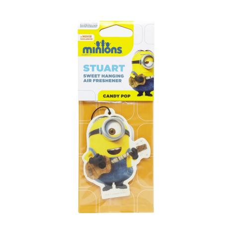 Candy Pop Singing Stuart Hanging Minions Air Freshener   £1.39
