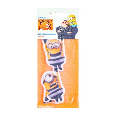Kevin & Bob Sweet New Car Hanging Air Freshener   £1.39