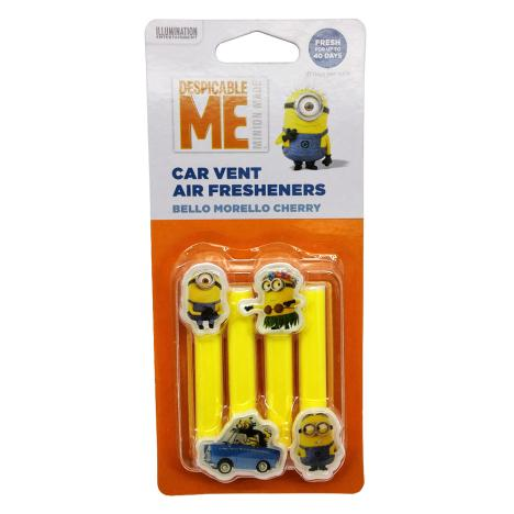 Bello Morello Cherry Minions Car Vent Air Fresheners  £3.79