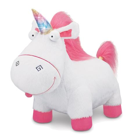 Despicable Me Large Light & Sound Fluffy Unicorn  £49.99