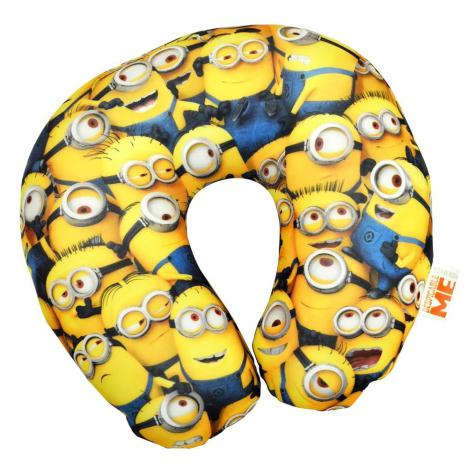 Sea of Minions Cosy Travel Neck Pillow  £9.99