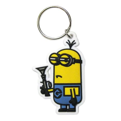 Armed Minion Rubber Minions Key Ring  £1.99