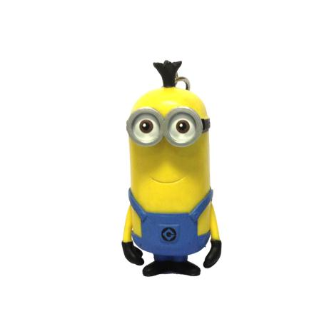 Minion 3D Minions Clip On Key Ring   £3.49