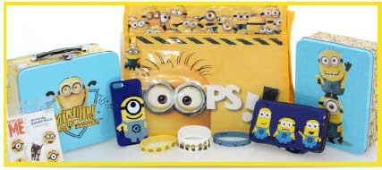 Minions Clothes & Accessories