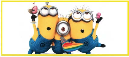 Minion Party & Celebration