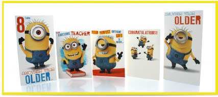 See all Minions Cards